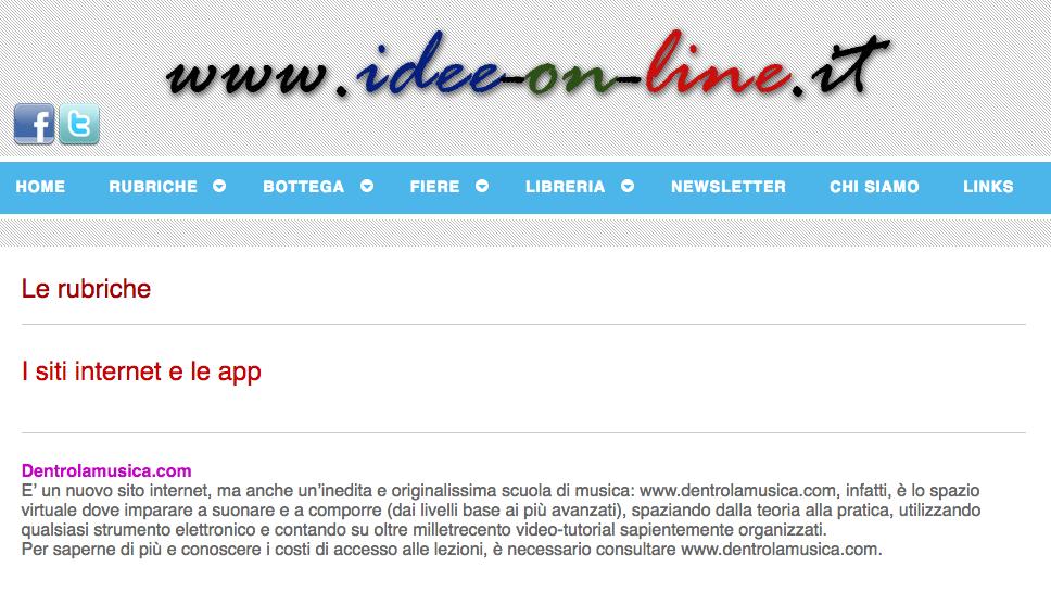 idee-on-line.it - 15 Febbraio 17